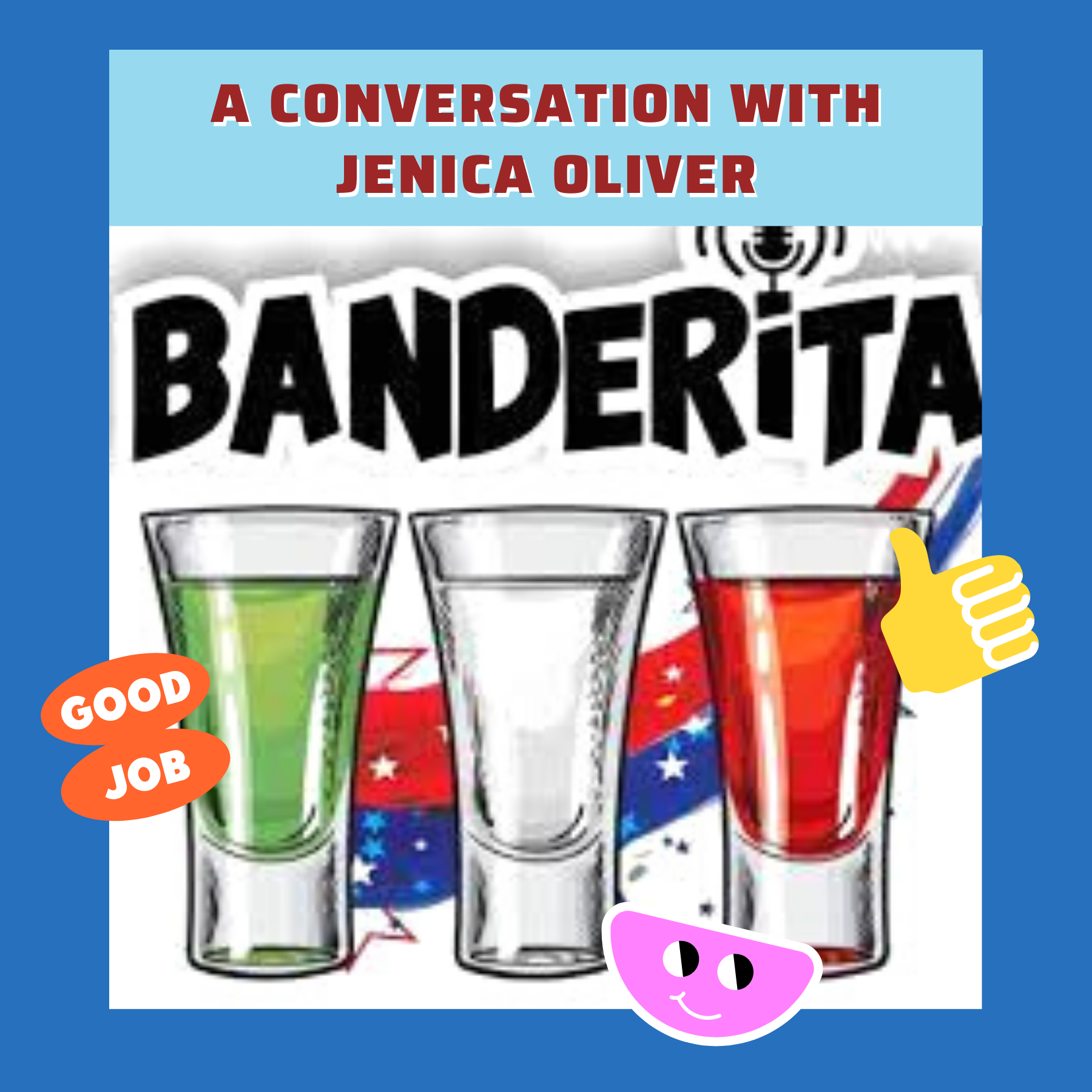 a conversation with jenica oliver